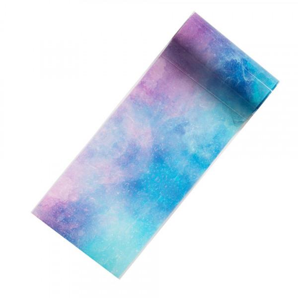 Poze Folie de Transfer Unghii LUXORISE #324 Galaxy