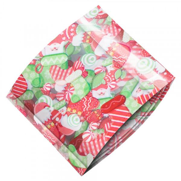 Poze Folie de Transfer Unghii LUXORISE #436 Christmassy
