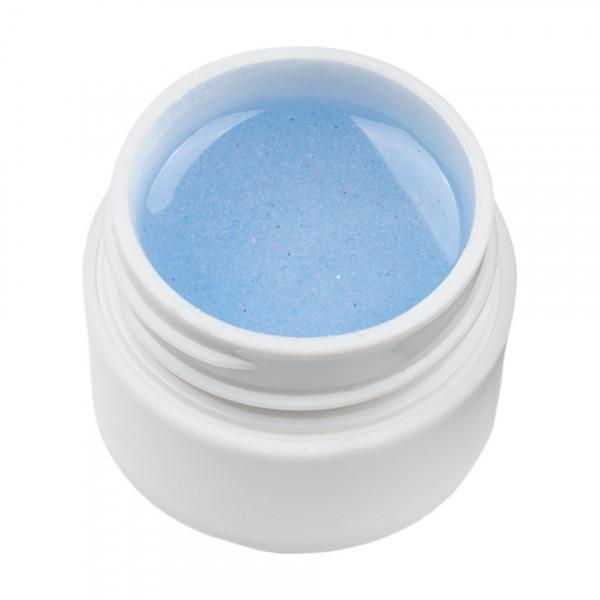 Poze Gel UV Color cu Sclipici ENS PRO #016 - Blue Shine