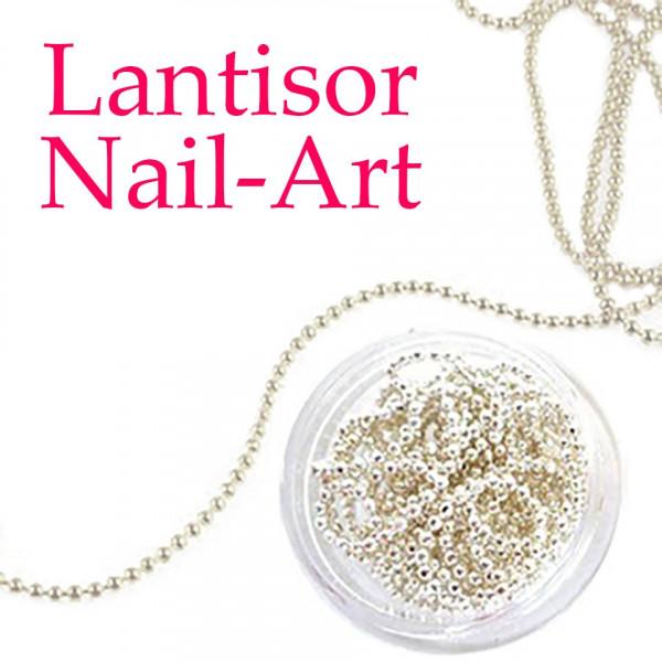 Poze Lantisor unghii Argintiu, 1 buc.