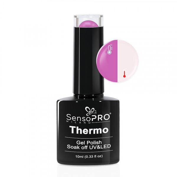 Poze Oja Semipermanenta Termica SensoPro Milano 10ml - #020 Pink Doll