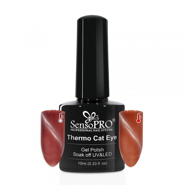Poze Oja Semipermanenta Thermo Cat Eye SensoPRO 10 ml, #03