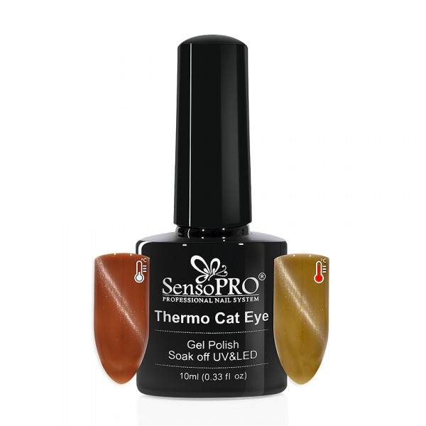 Poze Oja Semipermanenta Thermo Cat Eye SensoPRO 10 ml, #05