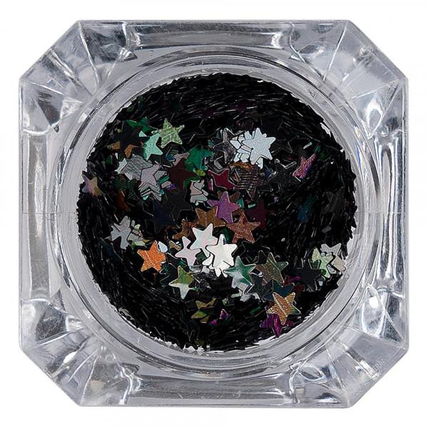 Poze Paiete Unghii LUXORISE Shiny Stars #021