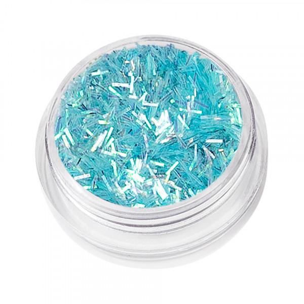 Poze Sclipici Unghii Lung Nail Glitter Dance, Blue