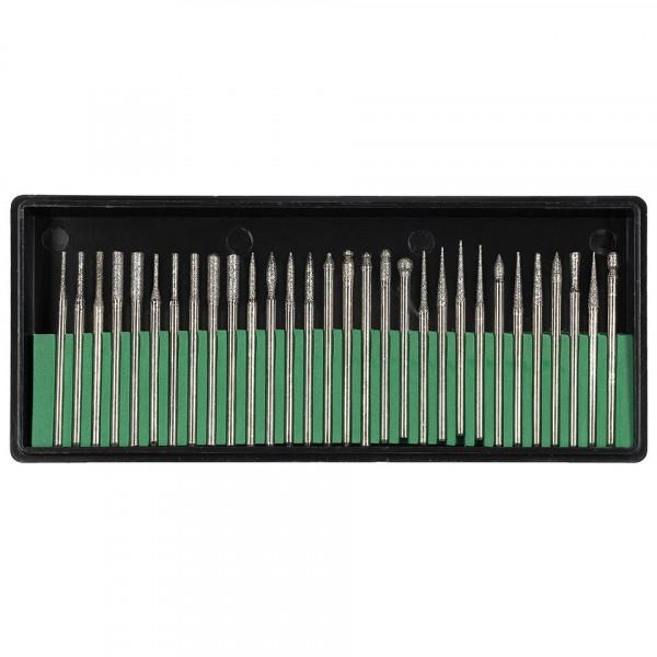 Poze Set 30 Capete Freza pentru pila electrica de unghii