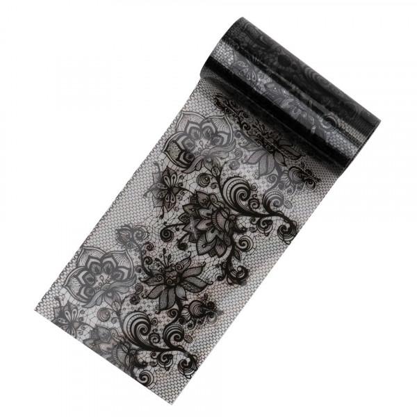 Poze Folie de Transfer Unghii LUXORISE #175 Flower Lace