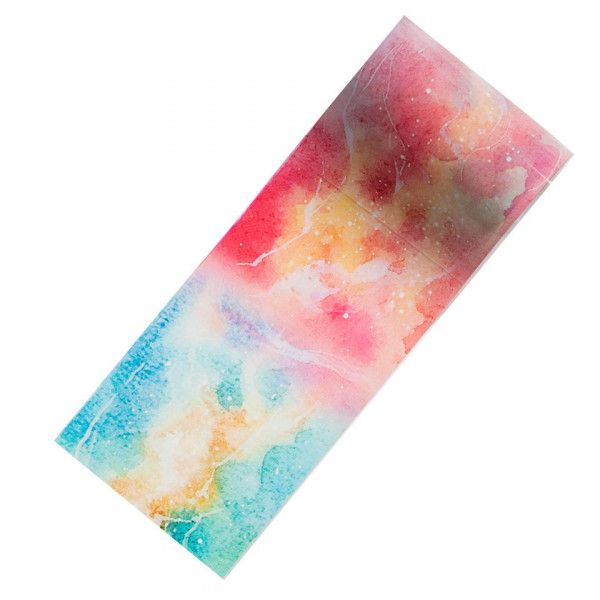 Poze Folie de Transfer Unghii LUXORISE #305 Galaxy