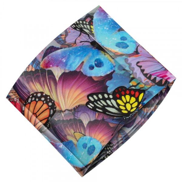 Poze Folie de Transfer Unghii LUXORISE #413 Butterfly