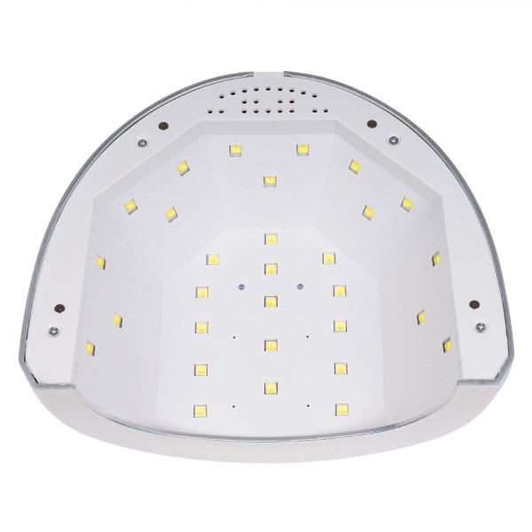 Poze Lampa Unghii UV LED 48W SUNONE - SensoPRO Italia, Platinum Silver