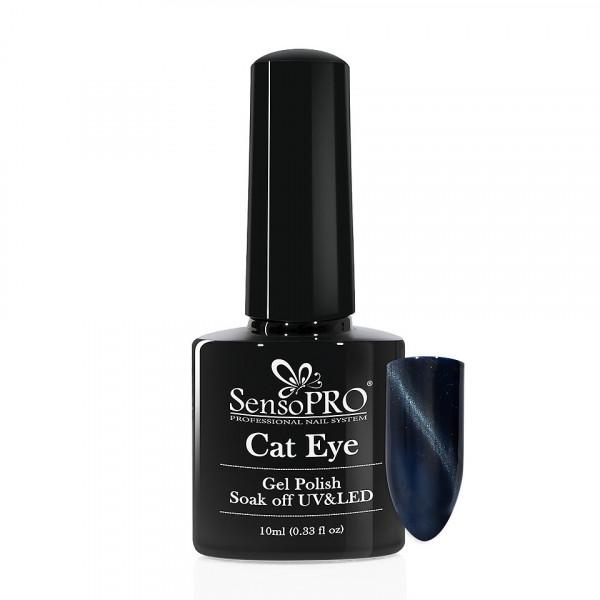 Poze Oja Semipermanenta Cat Eye SensoPRO 10ml - #007 MajorMoments
