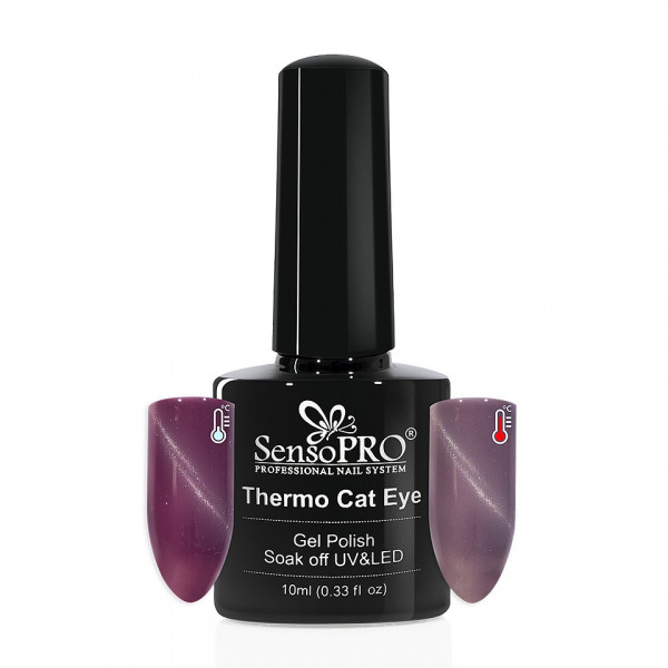 Poze Oja Semipermanenta Thermo Cat Eye SensoPRO 10 ml, #21