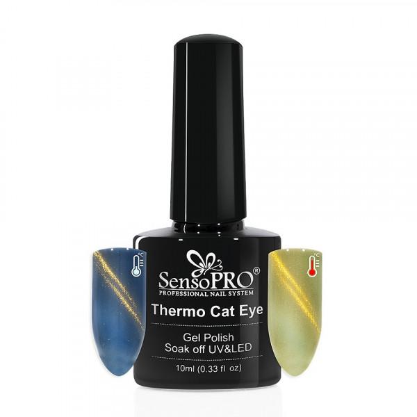 Poze Oja Semipermanenta Thermo Cat Eye SensoPRO 10 ml, #27
