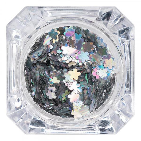 Poze Paiete Unghii LUXORISE Dreamy Flowers #04