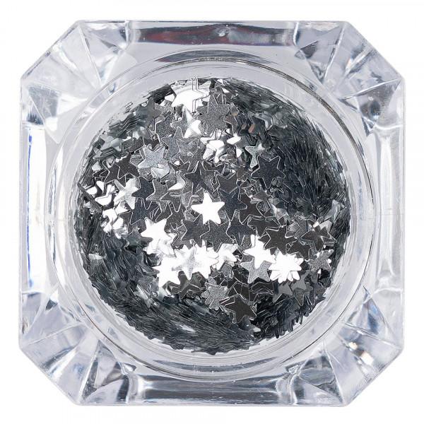 Poze Paiete Unghii LUXORISE Shiny Stars #015