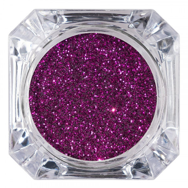 Poze Sclipici Glitter Unghii Pulbere LUXORISE, Mov #22