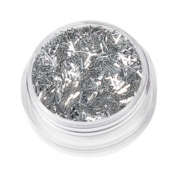 Poze Sclipici Unghii Glitter Dance, Silver