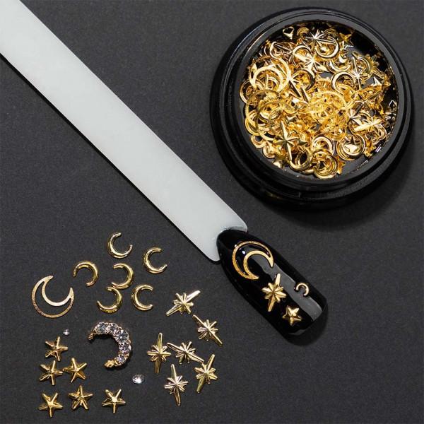 Poze Set decoratiuni unghii 3D Infinite Constellation