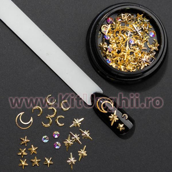 Poze Set decoratiuni unghii 3D Lucid Constellation