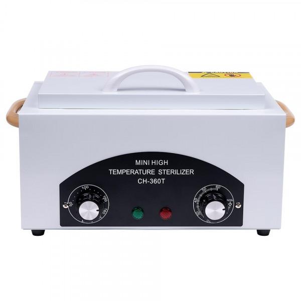 Poze Sterilizator Pupinel Profesional CT360T cu Aer Cald, Timer 60min, 2100 ml