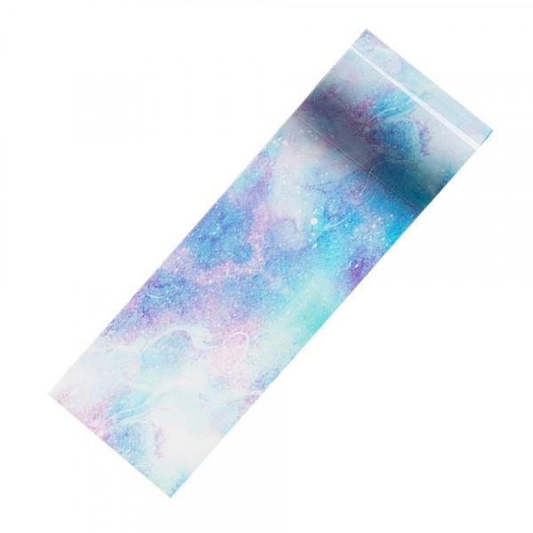 Poze Folie de Transfer Unghii LUXORISE #317 Galaxy