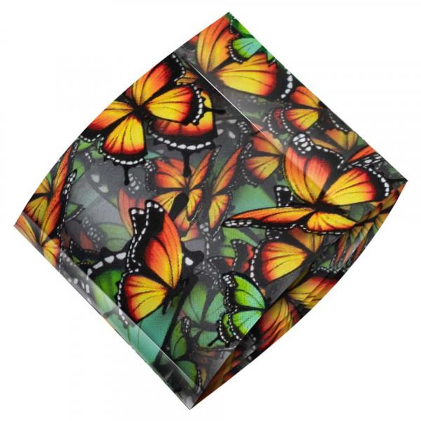 Poze Folie de Transfer Unghii LUXORISE #414 Butterfly