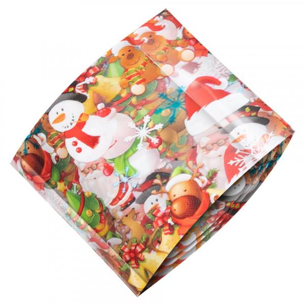 Poze Folie de Transfer Unghii LUXORISE #428 Christmassy