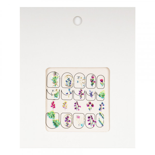 Poze Folie Sticker 3D unghii LUXORISE- SP070