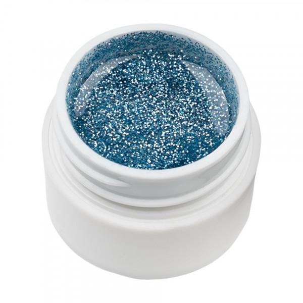 Poze Gel UV Color cu Sclipici ENS PRO #005 - Thousand Rubies