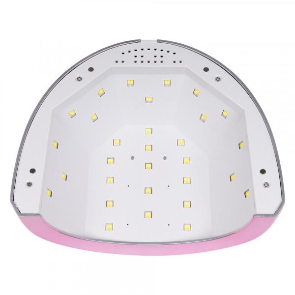 Poze Lampa Unghii UV LED 48W SUNONE SensoPRO Milano, Royal Pink