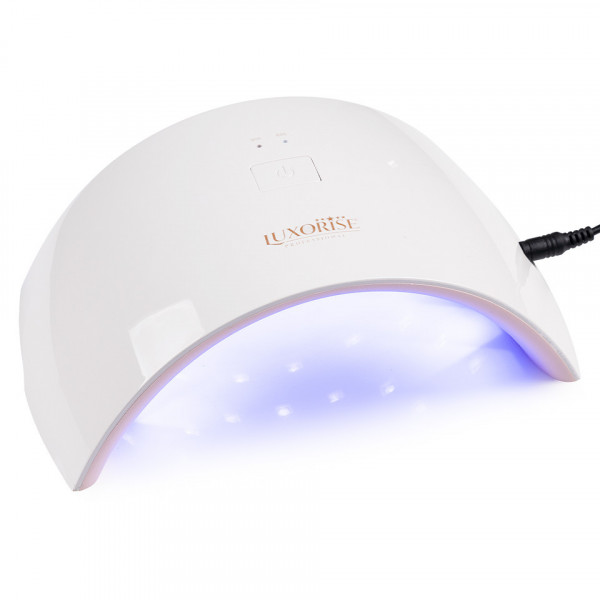 Poze Lampa UV LED 48W SUN9D PRO - LUXORISE Germania, Alb