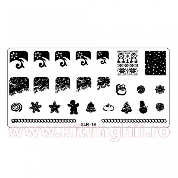 Poze Matrita Unghii XLR-18