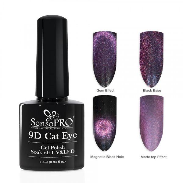 Poze Oja Semipermanenta 9D Cat Eye #22 Volantis - SensoPRO 10 ml