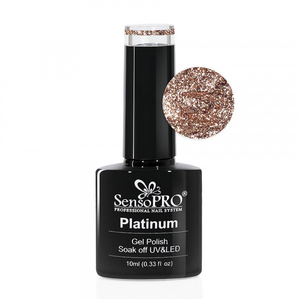 Poze Oja Semipermanenta Platinum SensoPRO 10ml #16 Goldish
