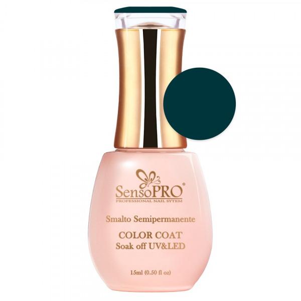 Poze Oja Semipermanenta SensoPRO 15ml culoare Verde - 057 Green Velvet