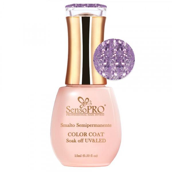 Poze Oja Semipermanenta SensoPRO 15ml culoare Violet - 019-1 Violet Love