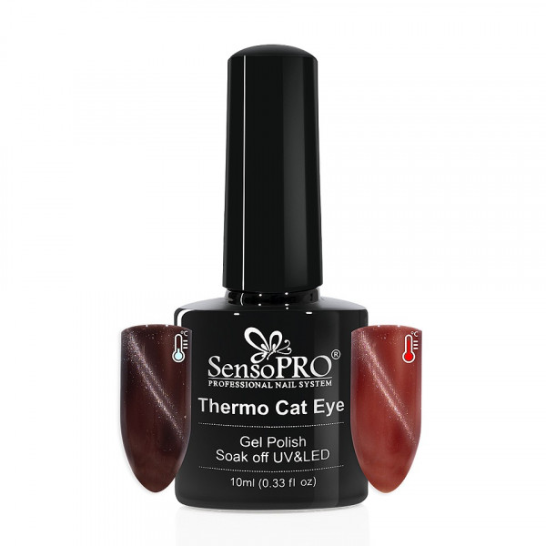 Poze Oja Semipermanenta Thermo Cat Eye SensoPRO 10 ml, #20