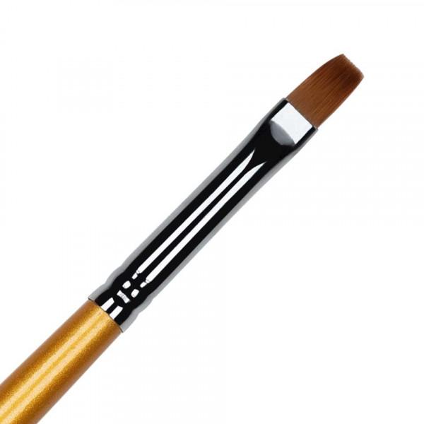 Poze Pensula Unghii Aplicare Gel UV Kolinsky Gel Brush - LUXORISE