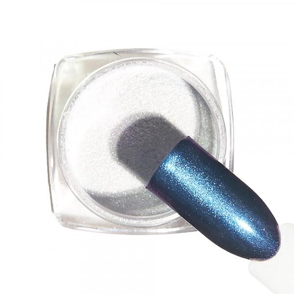 Poze Pigment unghii Chrome #133 cu aplicator - LUXORISE
