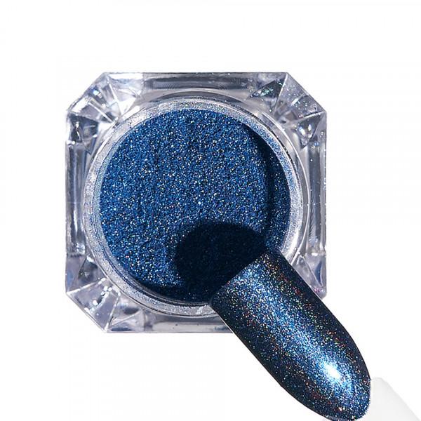 Poze Pigment unghii Holografic #94 cu aplicator - LUXORISE