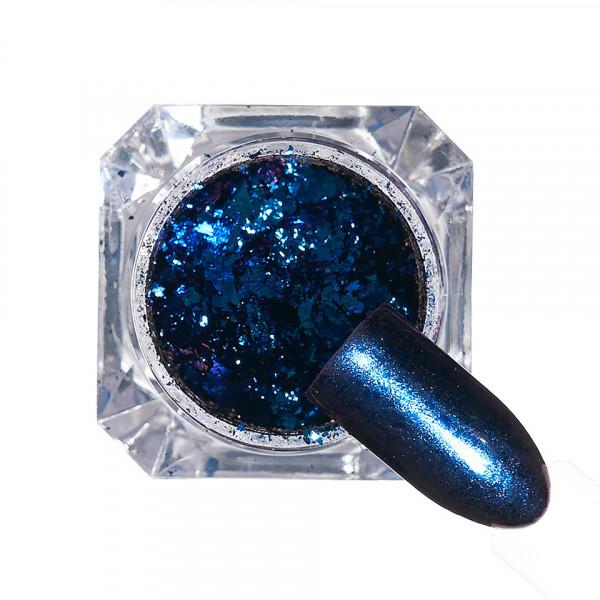 Poze Pigment unghii Ice Effect #148 cu aplicator - LUXORISE