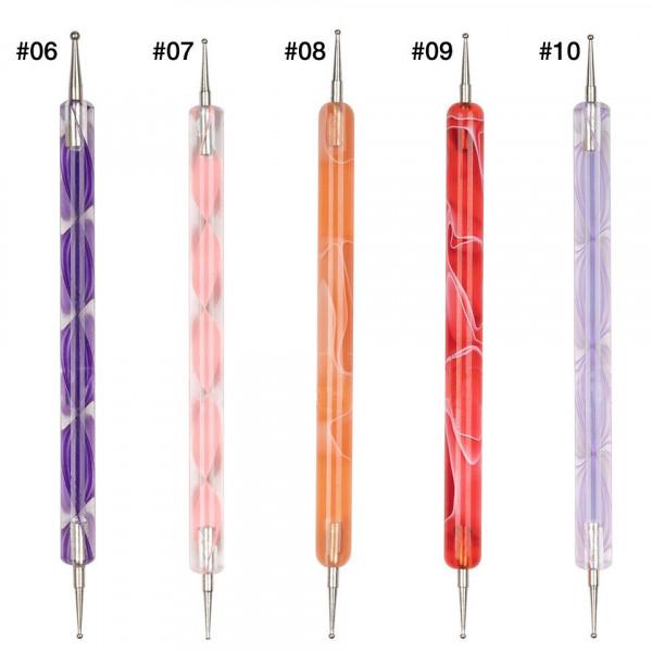 Poze Punctator Unghii Plexi - Creative Nails, 1 bucata