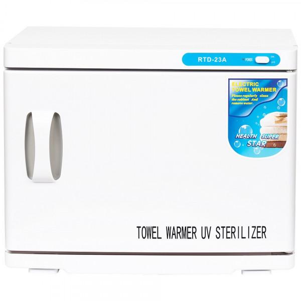 Poze Sterilizator si incalzitor prosoape cu doua compartimente 23 l, RTD-23A