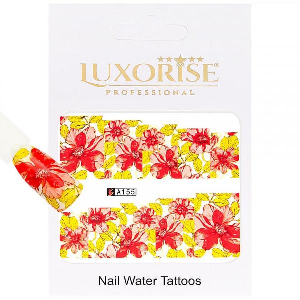 Poze Tatuaj unghii LUXORISE, Nature A155