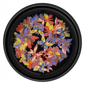 Decoratiune Unghii Nail Art LUXORISE, Butterfly Symphony