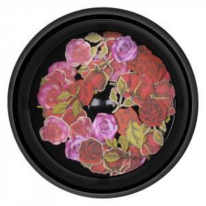 Decoratiune Unghii Nail Art LUXORISE, Send me Roses
