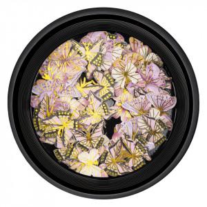 Decoratiuni Unghii Nail Art LUXORISE, Butterfly Kiss