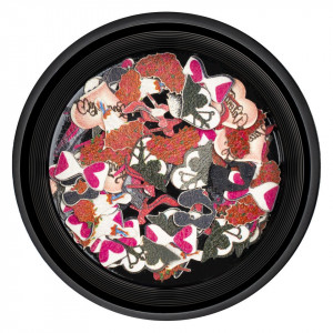 Decoratiuni Unghii Nail Art LUXORISE, Love Song