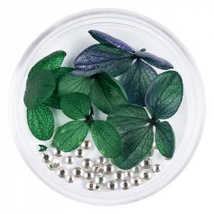 Flori Uscate Unghii LUXORISE cu cristale - Floral Fairytale #02