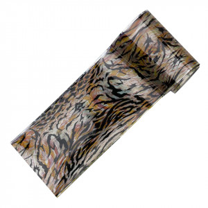 Folie de Transfer Unghii LUXORISE #190 Animal Print